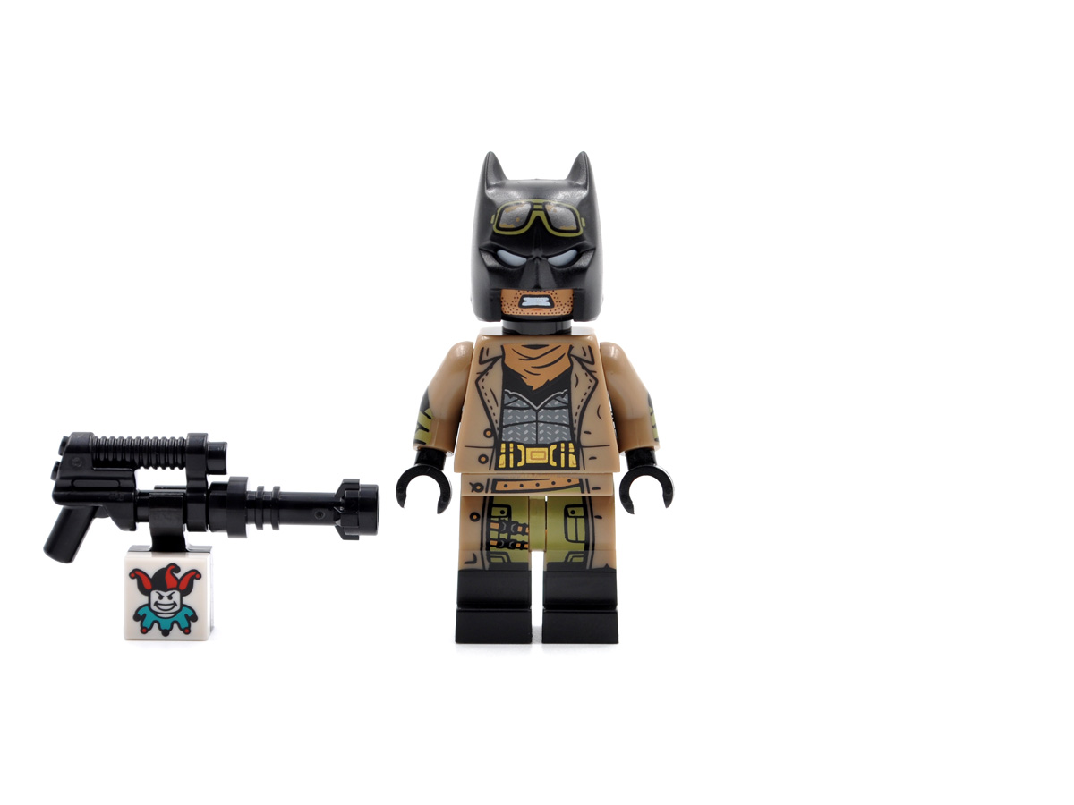DC Superheroes in Lego: 2018 | Gray Cow