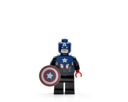 Captain America (NY Toy Fair)