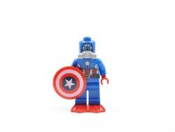 Scuba Captain America (76048)