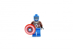 Pilot Captain America (76076)