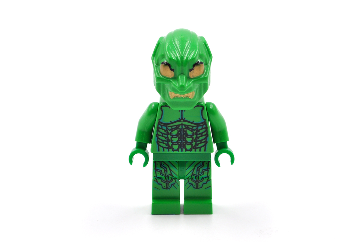 Картинки зеленого гоблина лего