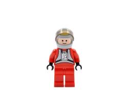 Rebel Pilot - B-Wing (6208)