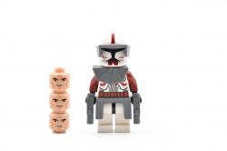 Commander Fox (7681)