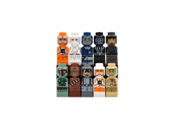 Star Wars Microfigures (3866)