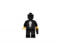 Black VIP Card Minifigure (5005747)