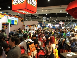 SDCC 2019 Lego Booth