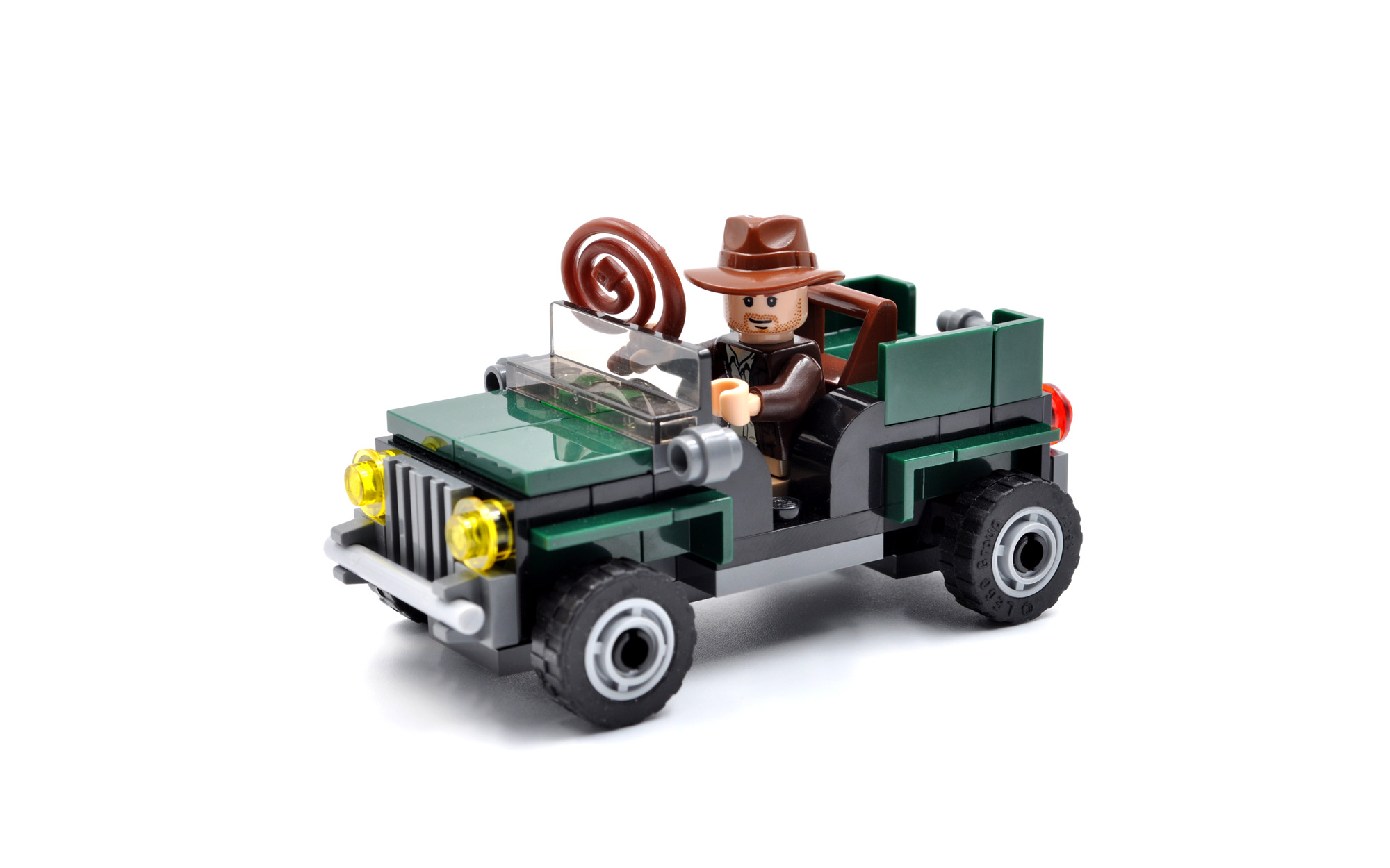 BrickMaster - Indiana Jones (20004)
